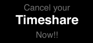 Timeshare Cancellation 1