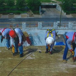 Let us give you peace of mind with our commercial roofing services. Call today.