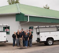 Our roofing company is ready to serve you! Call today!