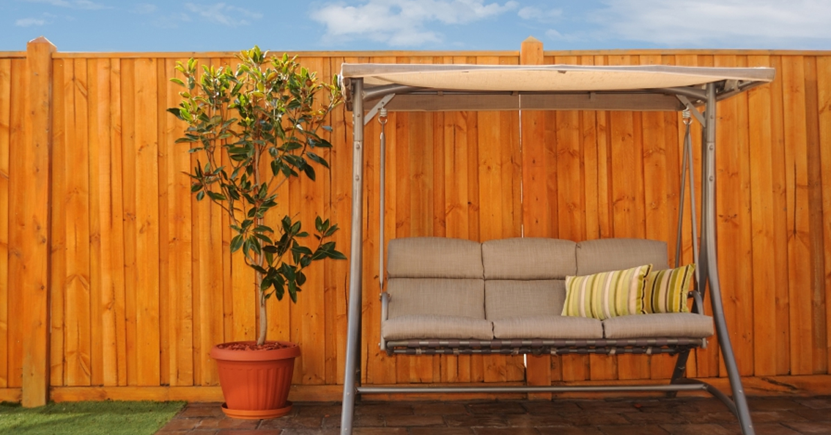 Tns Fence Creative Decorative Ideas For Your Privacy And Backyard