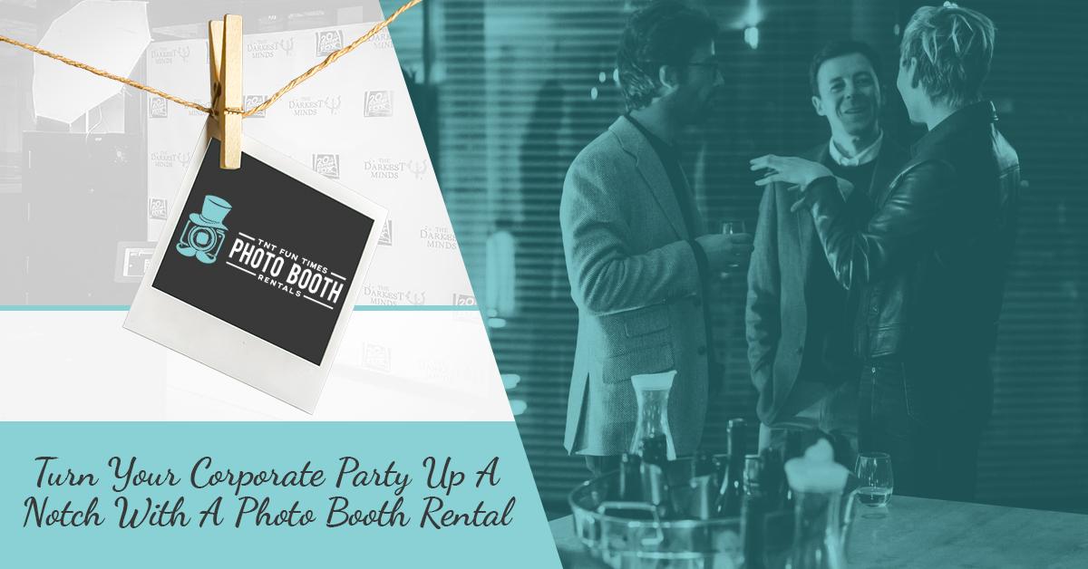 Photo Booth Rentals Atlanta, GA: Why Corporate Events Need