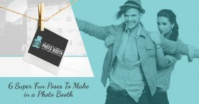 6 Super Fun Poses to Make In A Photo Booth