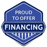 financing badge