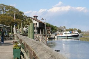 Pictured here is Murrells Inlet, South Carolina, a city where HVAC services are needed.