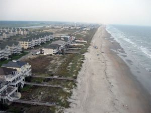 Image of Ocean Isle Beach, North Carolina, a city served by our HVAC company.