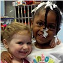 day care in evanston and chicago, image of children smiling