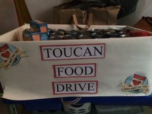 Toddler Town Food Drive 2016