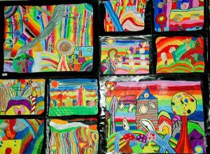 Benefits of Art for Children | Toddler Town Daycares