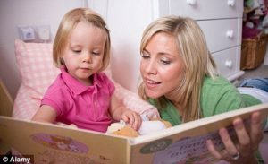 Benefits of reading at bedtime | Toddler Town Daycare Centers