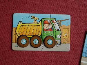 Puzzles for preschoolers   Toddler Town Daycares