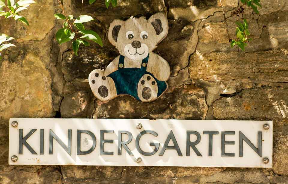 Kindergarten Readiness   Toddler Town Daycare Centers