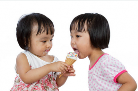 National Ice Cream Month | Toddler Town in Chicago