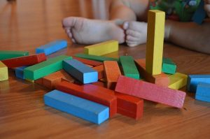 colorful blocks for kids games