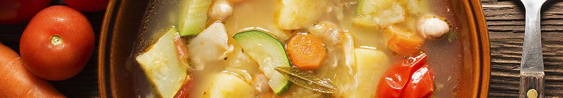 Soups Menu Banner