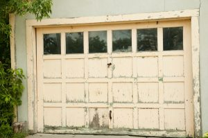 Don't let this be your garage door.
