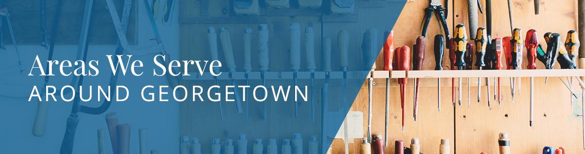 Areas-We-Serve-Around-Georgetown TX