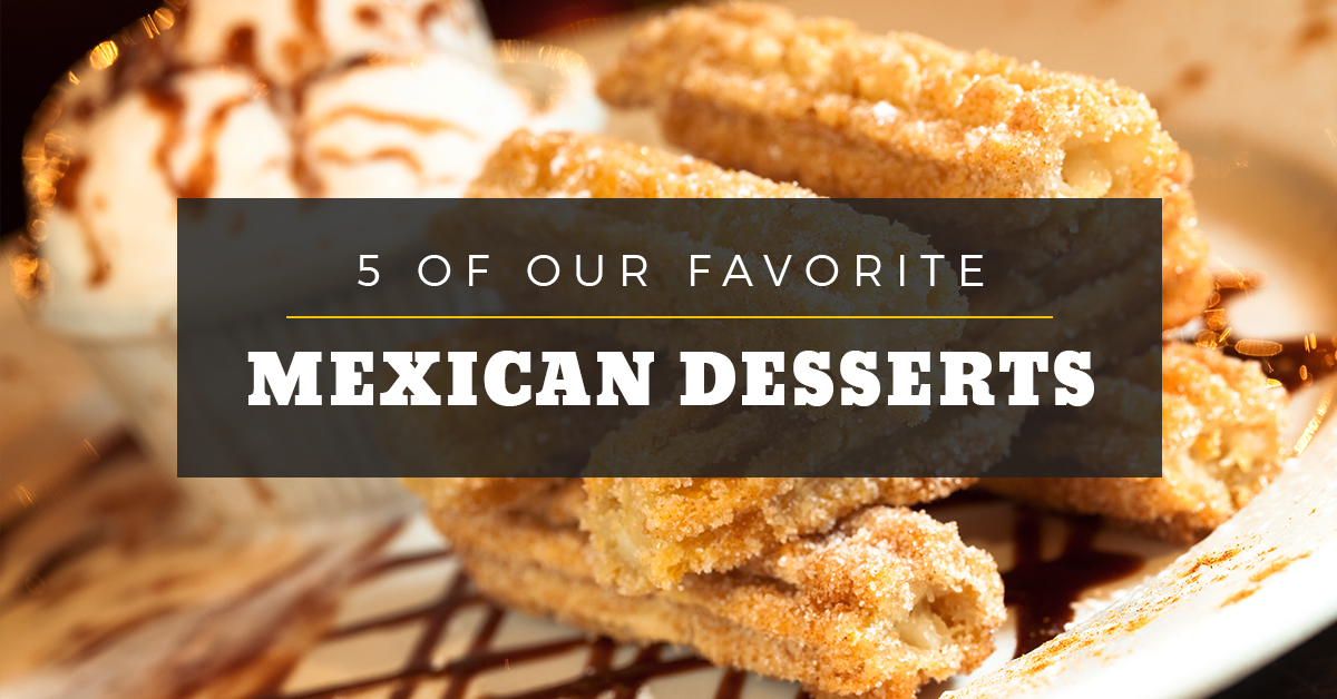 restaurant in santa fe  5 of our favorite mexican desserts