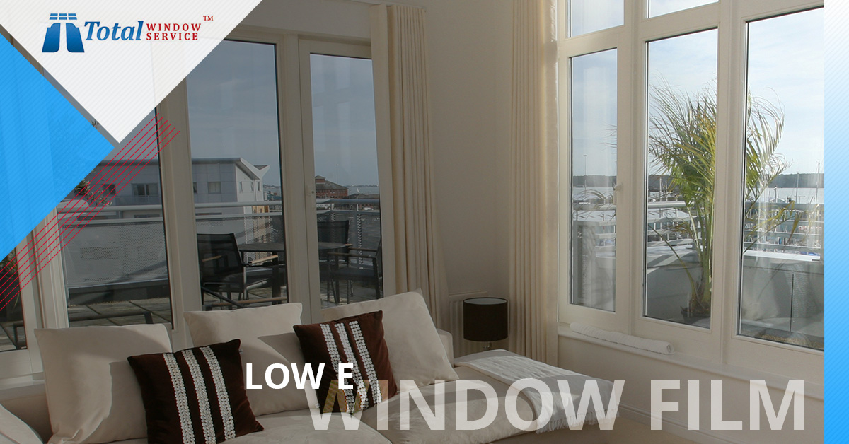 Low E Window Film in New York City - Window Film Application