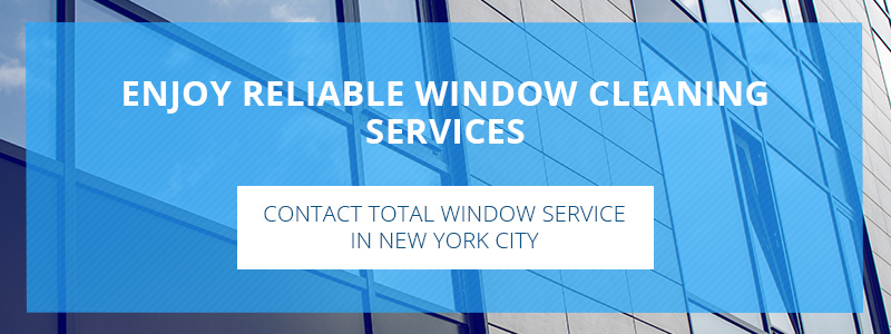 Call to action for reliable window cleaning services in NYC.