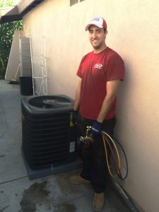 AC Tune-Up in Corona, CA