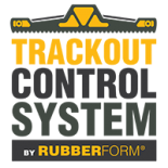 Trackout Control System by Rubberform