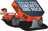 Trailer Haul Concrete & Rock Co.