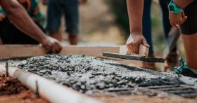 concrete supply company trailer haul concrete and rock modesto
