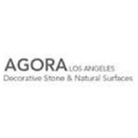 AGORA Los Angeles - decorative stone and natural surfaces