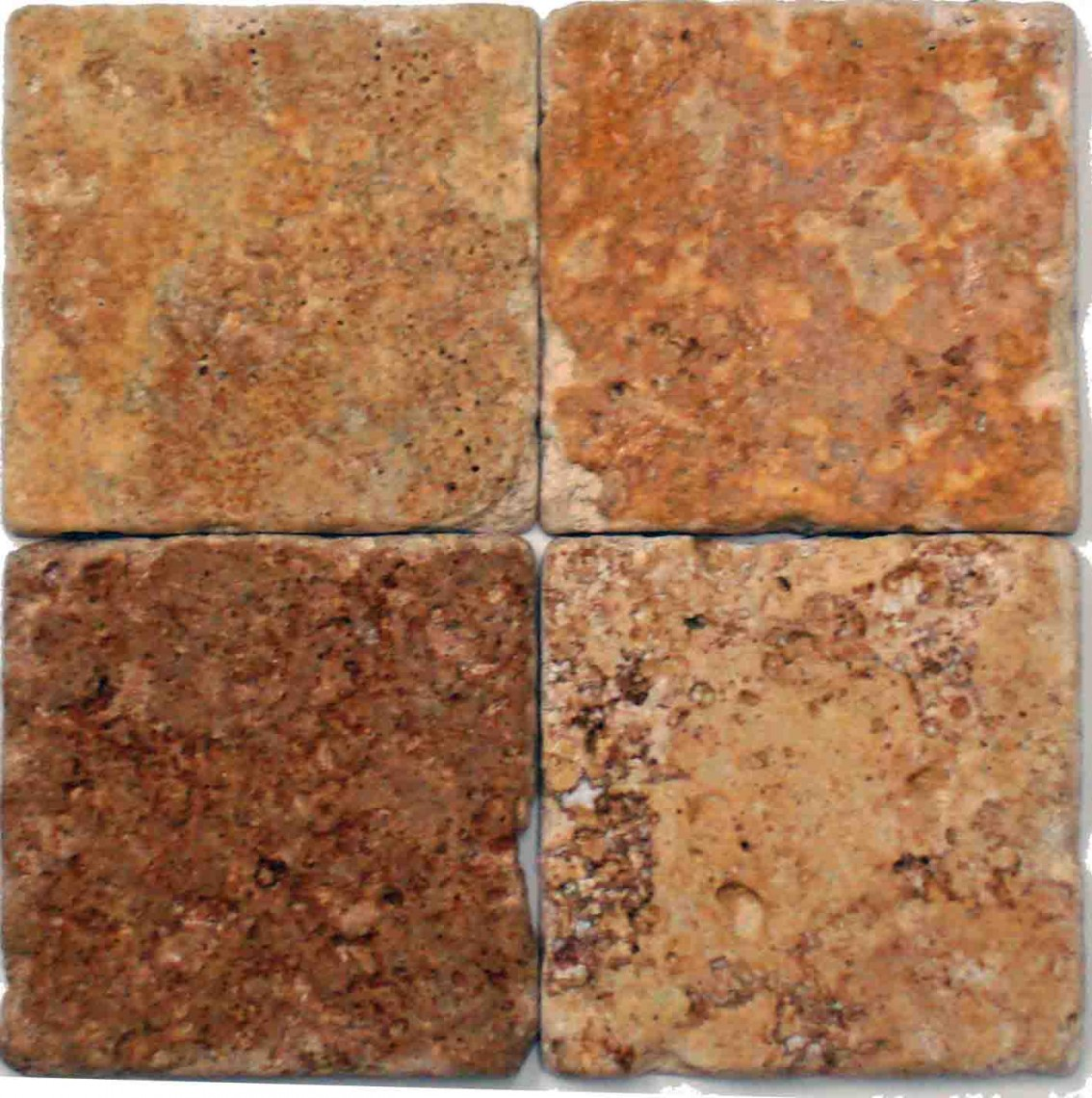 Mexican Tumbled Stone Interior And Exterior Stone Tile Flooring