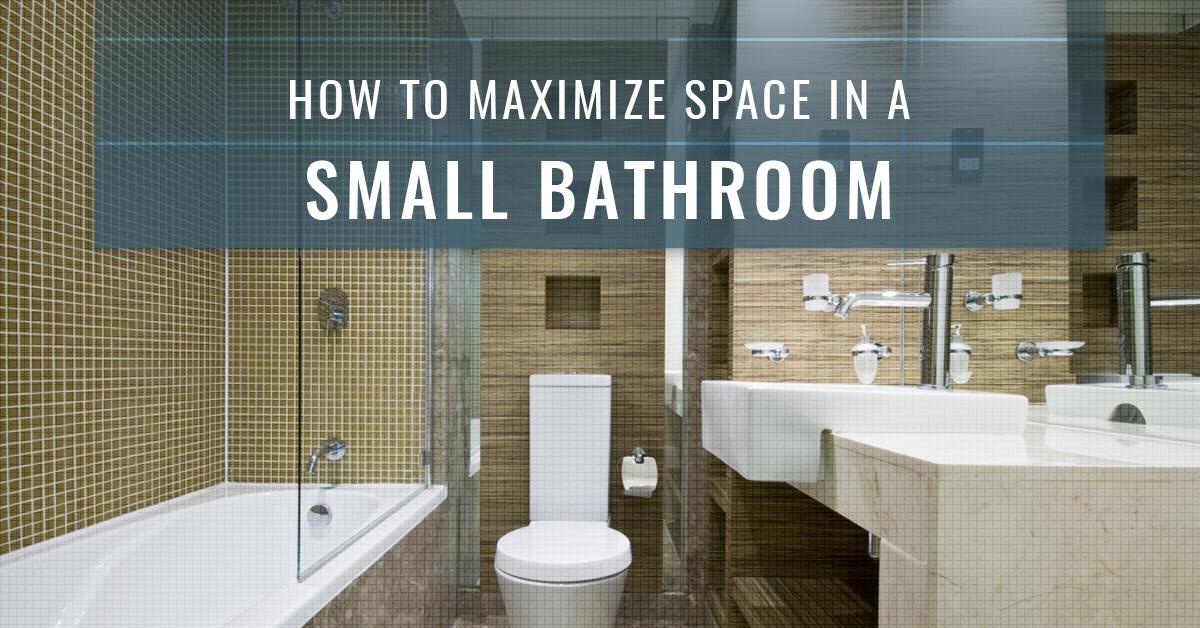 Bathroom Tiles San Fernando: How To Maximize Space In A Small Bathroom