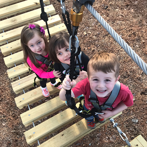 Outdoor Family Outings in Raleigh