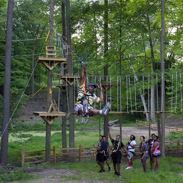 Best Ropes Course in Grand Rapids