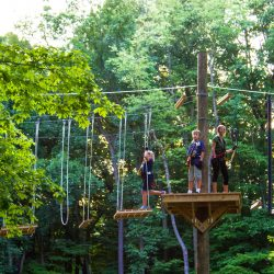 Adventure Ropes Course in Grand Rapids