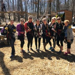 Team Building Ropes Course in Grand Rapids