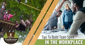 Tips to build team spirit in the workplace