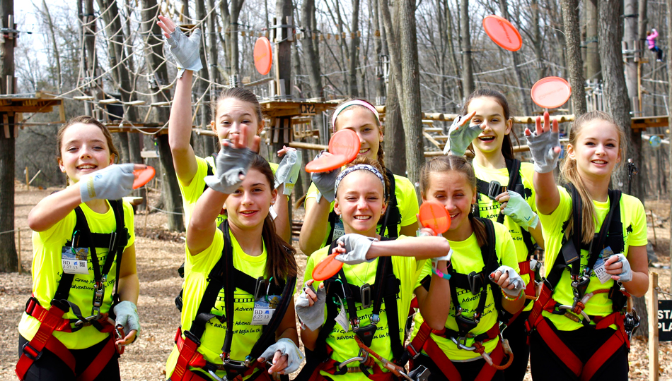 9c8959d0 Birthday Parties - The Ultimate Birthday Experience in West Bloomfield |  TreeRunner Adventure Park