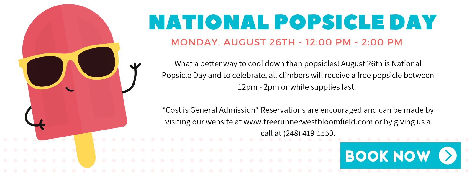 national popsicle day