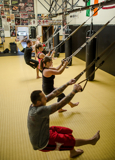 TRX Conditioning Fort Collins | Fort Collins, CO TRX - Trials MMA