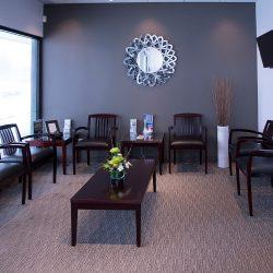 Trillium Dental Alta Vista Waiting Room