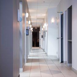 Trillium Dental Alta Vista corridor