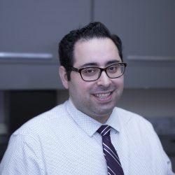 Dr. Ahmad Marei, family dentist at Trillium Dental in Stittsville, Ottawa.