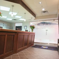 Trillium Dental Front Desk Westgate Mall