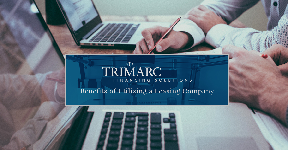 Benefits of Using A Leasing Company