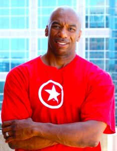 Dallas, Texas group fitness class trainer Darren