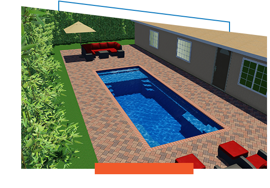 Pool Installation - Use 3D Rendering To Design Your Pool In Cape ...