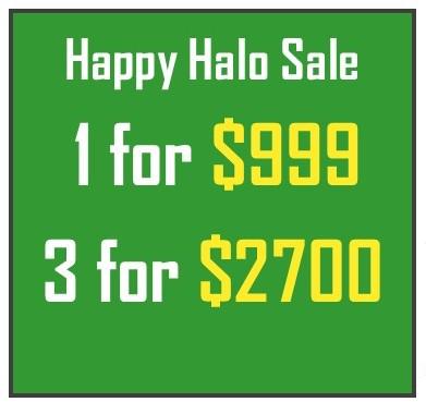 March Halo special