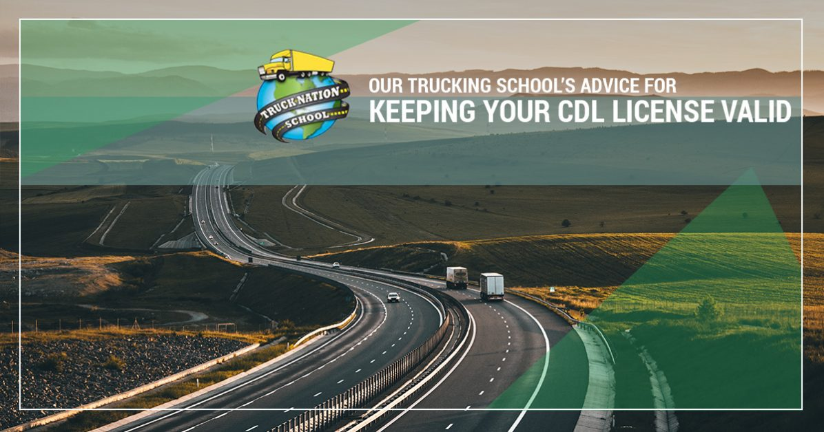 Truck Driving School Modesto: Our Advice For Keeping Your