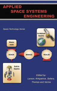 Space System Verification and Validation Book Cover