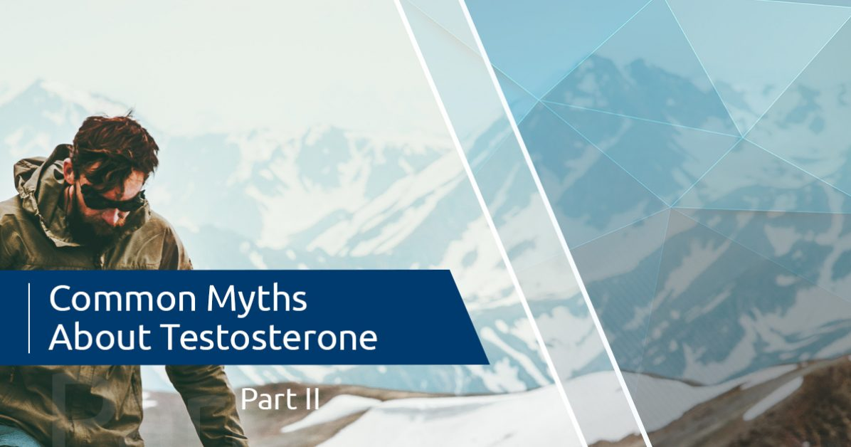 Low Testosterone Replacement Therapy Tucson: Common Myths About