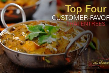 Top Thai Dishes Picked by Customers
